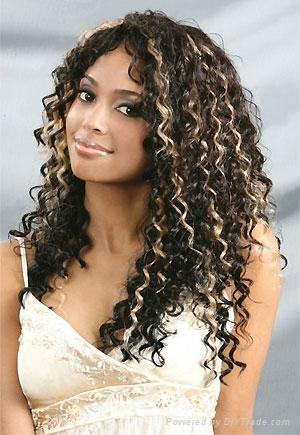 100% human hair silk top full lace wigs 1