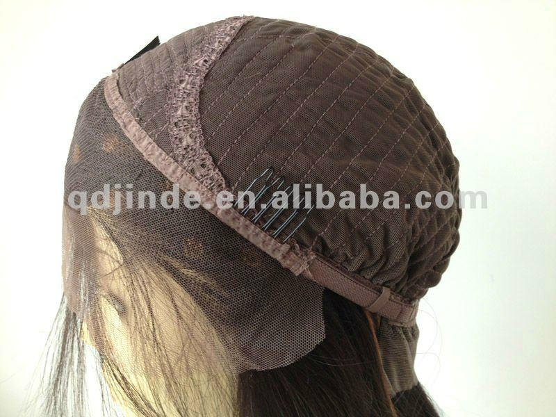 Quality Human Hair Lace Front Wig on sale 3