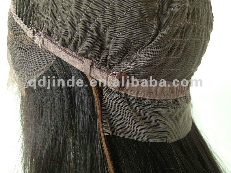 Quality Human Hair Lace Front Wig on sale 4