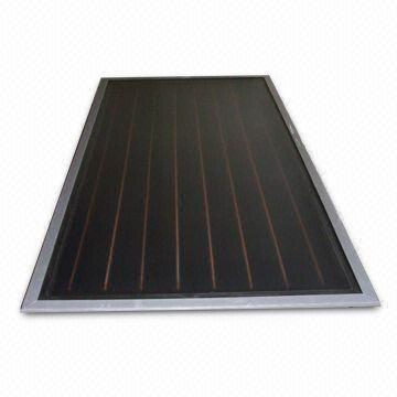 SRCC Solar water heater panel 1