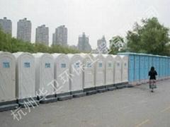 杭州移动厕所出租