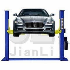 two post hydraulic car lift
