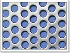 Perforated Metal Sheet Mesh