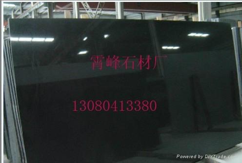 中國黑石材工程板 1