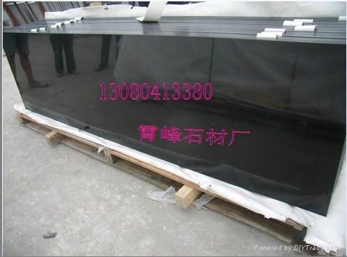 中國黑石材台面板 5