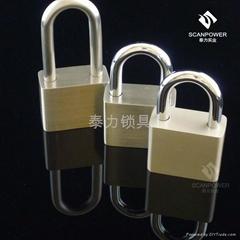 泰力品牌同锁芯统开挂锁