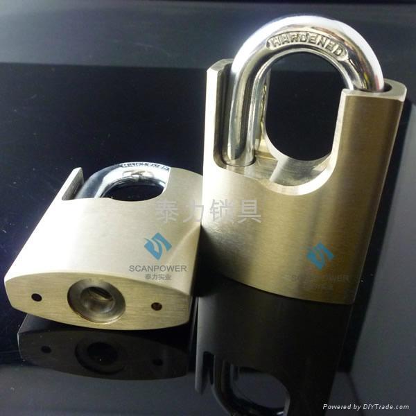 戶外專用不鏽鋼防鏽挂鎖 4