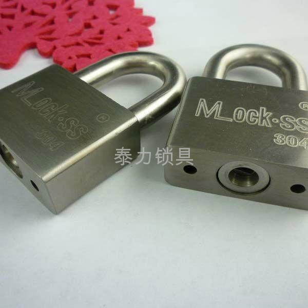 mlockss子母品牌 雙排匙不鏽鋼鋼挂鎖 2