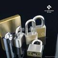 泰力品牌不鏽鋼材質一匙通開挂鎖 3