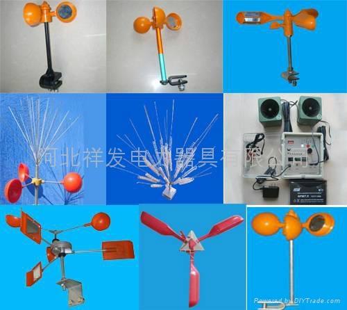 螺旋式驱鸟器 1