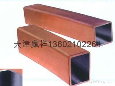 T2紫銅方管 1