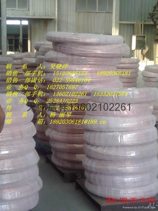 T2紫銅方管 3