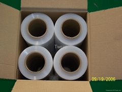 stretch film for mechanical use