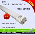 供应T8智能感应灯管