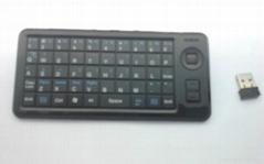 mini 2.4G  wireless Keyboard  combos