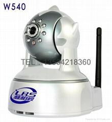 IP网络无线监控摄像头