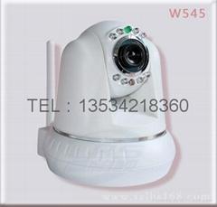 无线网络监控摄像头