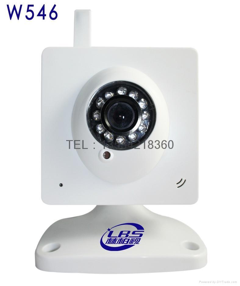 ip网络红外夜视远程监控摄像头