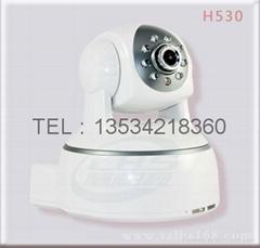 IP云台网络监控摄像头