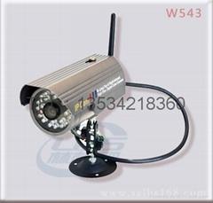 无线网络监控夜视摄像头