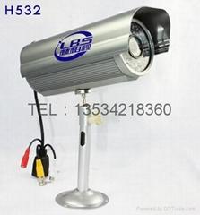 IP网络监控夜视摄像头