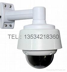 IP网络监控夜视防爆防水高速球