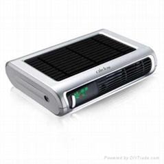 奧得奧車用太陽能空氣淨化器