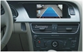 7 inch car screen upgrading with touch screen GPS parkding guding Mp5 and TV 3