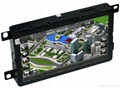 7 inch HD 800*480 touch operation car gps in dash for A4L/A5/Q5/A6L/Q7 3