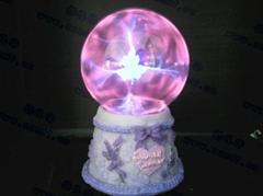 魔燈電子魔球閃電球