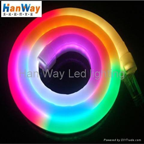 RGB Led Neon light  3