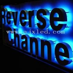 Backlit LED Channel Letter Sign