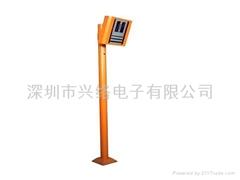 浙江智能停車場系統藍牙遠距離讀卡器