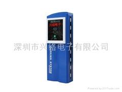 浙江智能停車場自動收費系統出入口機箱