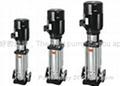 QDLF立式多級液體輸送灌溉泵