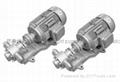 KCF不鏽鋼齒輪石油泵