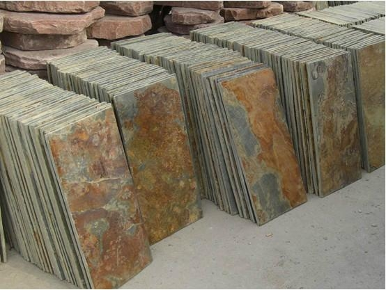 Wall cladding slate stone - BFCS - Baofeng (China ...