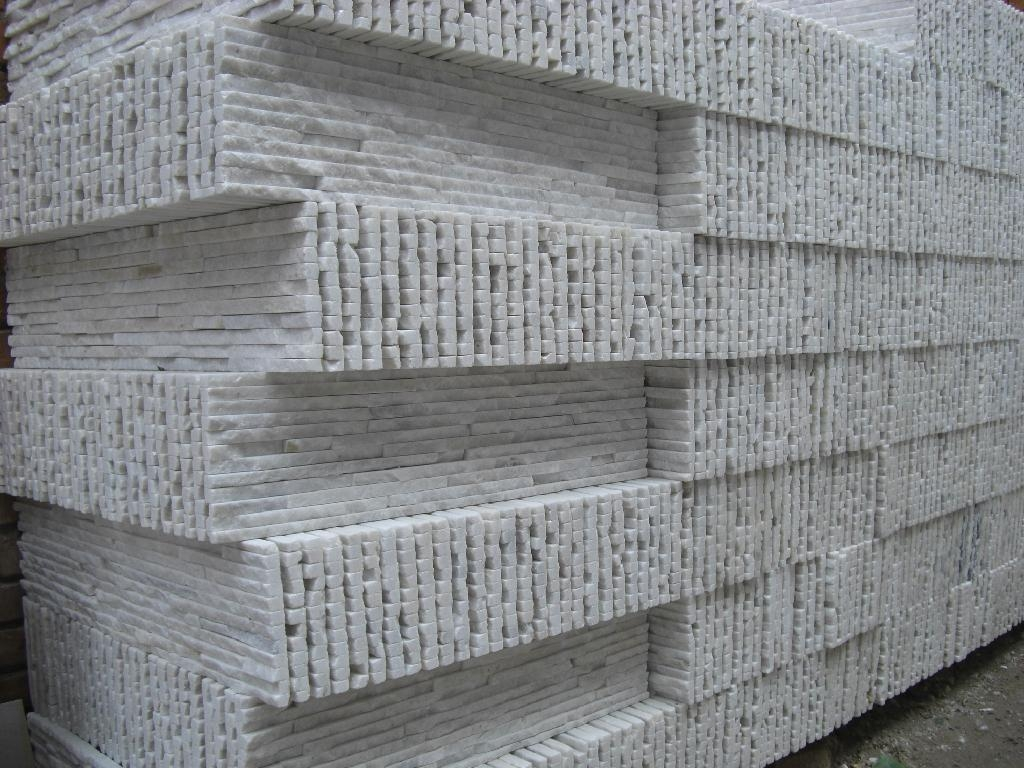White Decorative Wall Cladding Stone Bfcs Baofeng