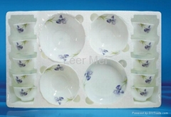 15pcs SET dinnerware Opal Glassware