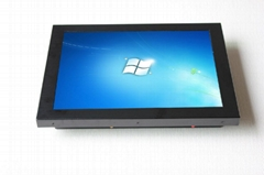 15 inch touch industrial panel pc
