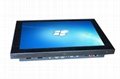 17 inch embedded industrial panel pc