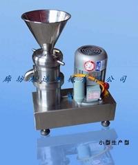 小型果汁果酱蔬菜汁生产线