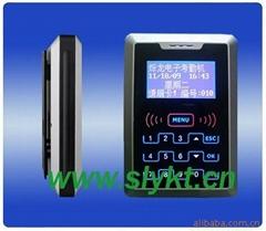 一卡通有線通訊智能IC卡/ID卡考勤機