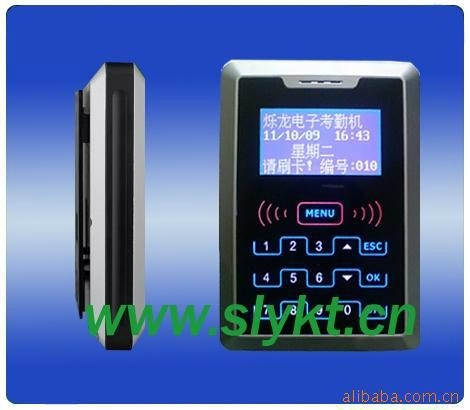 一卡通U盘通讯智能IC卡/ID卡考勤机 1