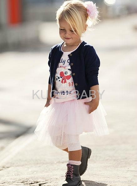 SALE!2012 Autumn New Baby Suits Free Shipping 5sets/lot Baby Girls Set 1