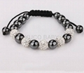shamballa bracelets - china wholesaler offer cheap discount tresor paris   1