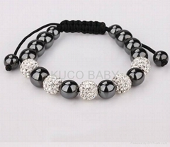 shamballa bracelets - china wholesaler