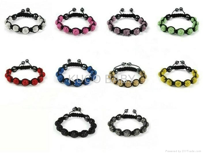 shamballa bracelets - china wholesaler offer cheap discount tresor paris   3