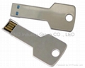 key shape USB usb flash drive