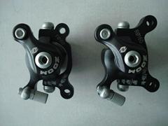 自行车机械式碟刹(含碟盘)